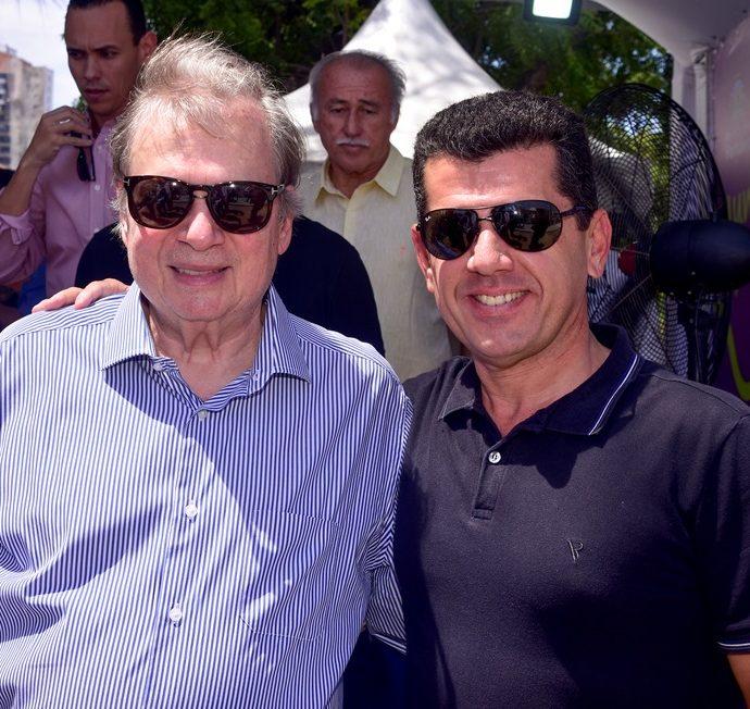 Tasso Jereissati, Erick Vasconcelos