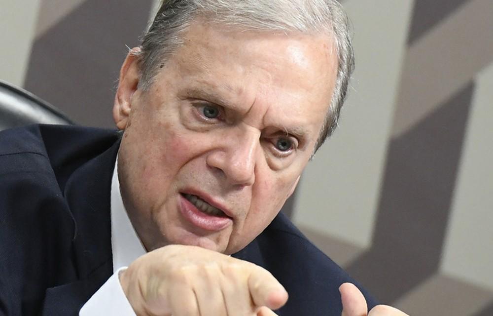 """Tasso Jereissati é eleito novamente um dos """"cabeças"""" do Congresso Nacional"""