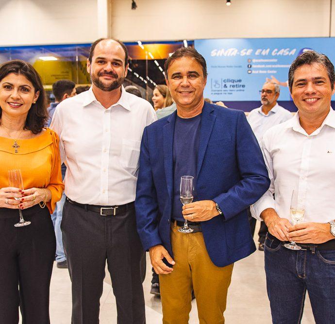 Tauma Ferraz, Fabio Giesta, Gilberto Costa E Lorival Fontes