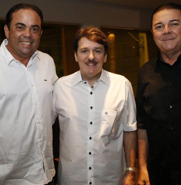 Teco Rocha, Raimundinho Feitosa E Eliseu Barros