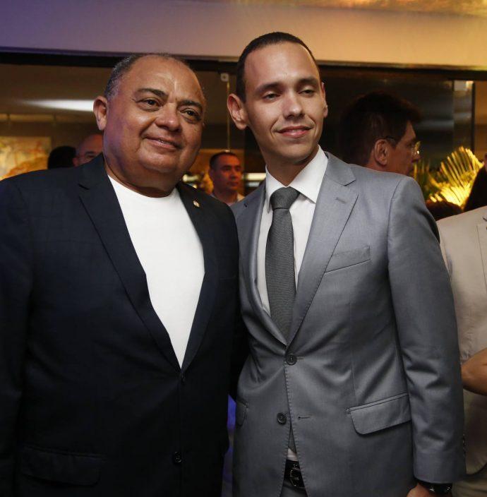 Teodoro Silva E Pedro Rocha