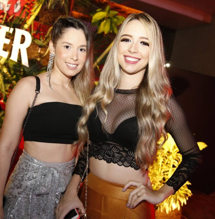 Teresa Teixeira E Vanessa Cavalcante