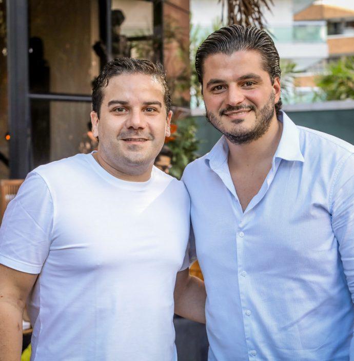 Thiago Bayde E Omar Feitosa