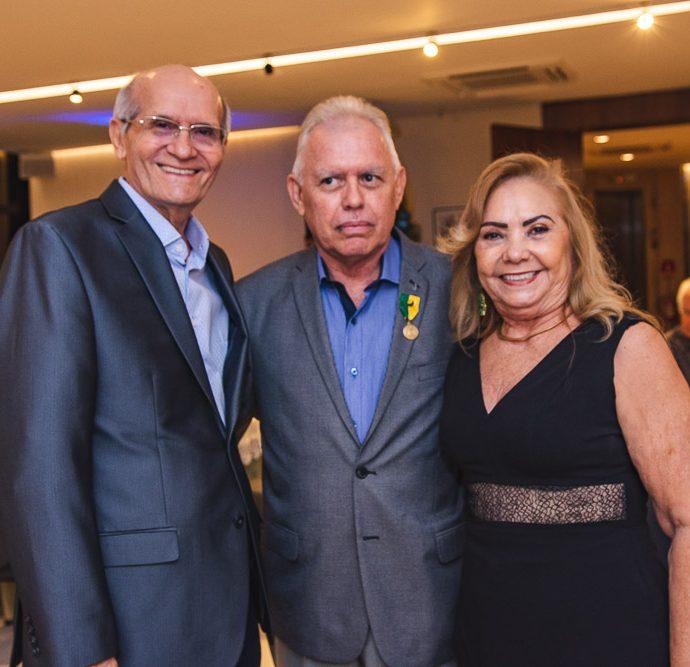 Tito Sampaio, Cesar Barreto E Beth Sampaio