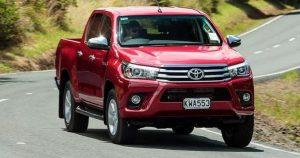 Toyota Hilux 2020 Exterior