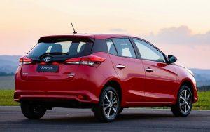 Toyota Yaris 2019 (2)