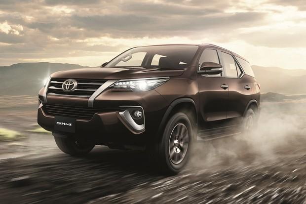Newland disponibiliza carros da Toyota para aluguel