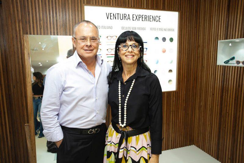 Celebration - Agito nos Jardins, em São Paulo, marca os 30 anos da Ótica Ventura