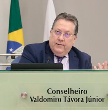 Valdomiro Távora é o presidente do TCE-Ceará para 2020-2021