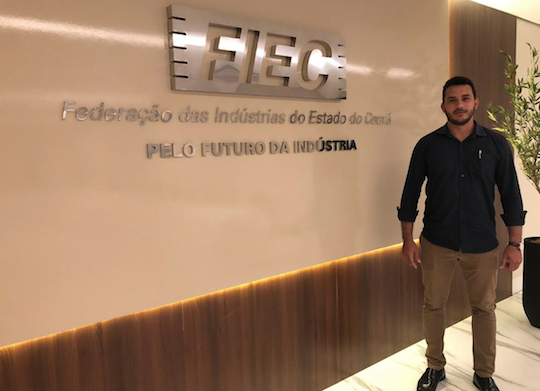 Valdemir Alves assume, em 2020, o comando da AJE Fortaleza