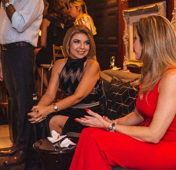 Valeria Carneiro E Patricia Boris