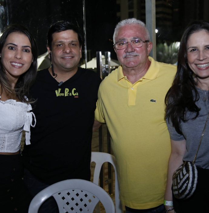 Valeschka Catonho, Duda Soares, Alcimor E Fabiola Rocha