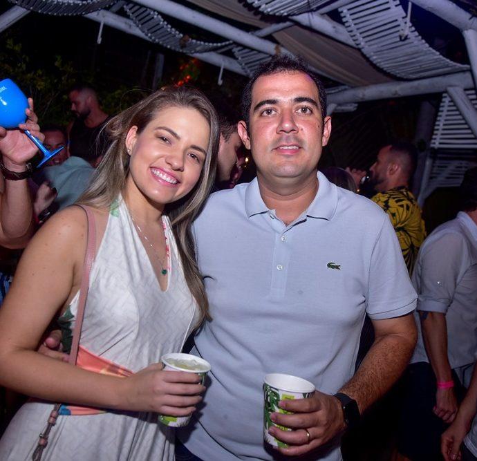 Vanessa Lemos E Gilvan Teixeira