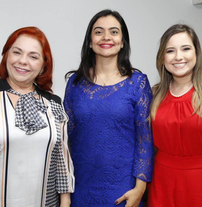 Vanja Fontenele, Katherine Mihaliuc E Itala Ribeiro