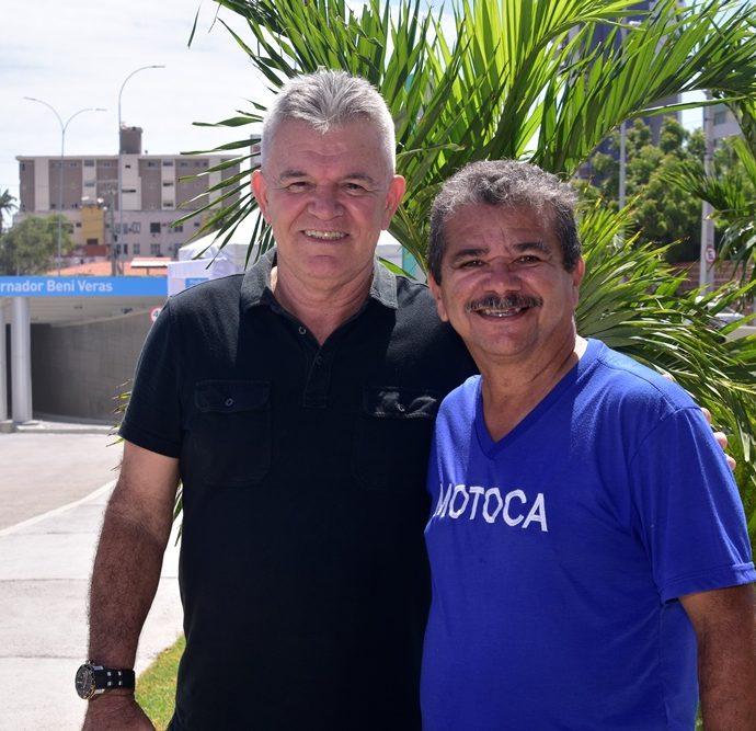 Vicente De Paula, Motoca Almeida