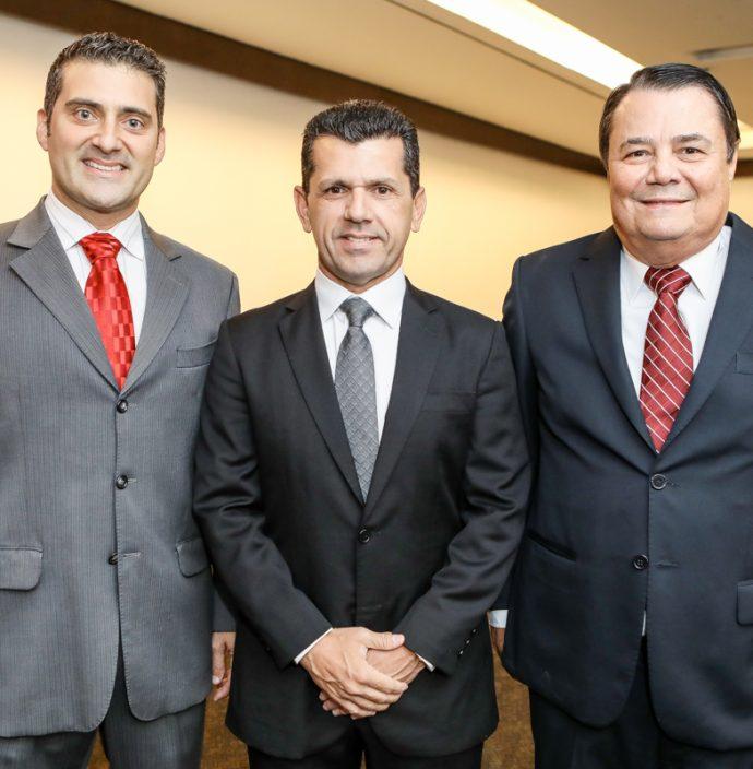 Vicente Paiva, Erick Vasconcelos E Dionisio Barsi