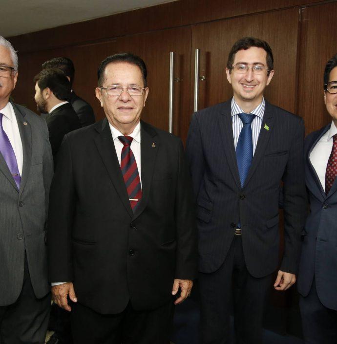 Victor Frota, Jose Valdo, Roberto Victor E Andrei Aguiar
