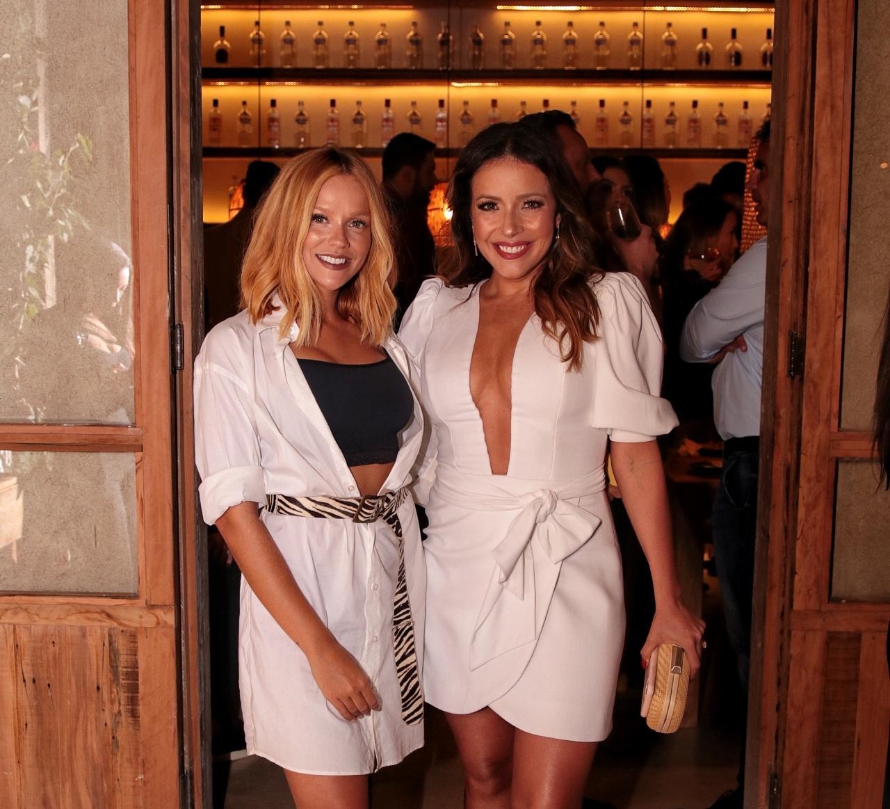 Renata Dominguez e Gabi Lopes inauguram o mais novo hotspot de São Paulo