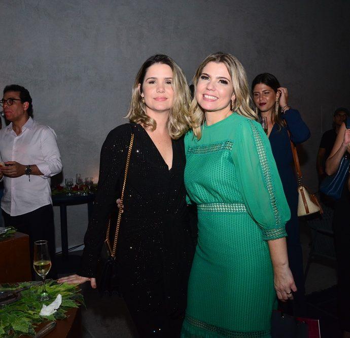 Viviane Ferreira E Liliane Meira