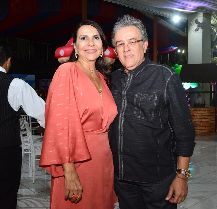 Waleria Alencar E Olavo Ximenes