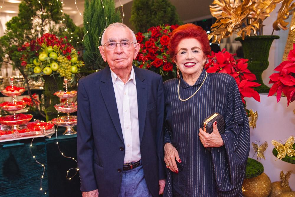 Josilda e Walter Belchior pilotam sessão Jingle Bells
