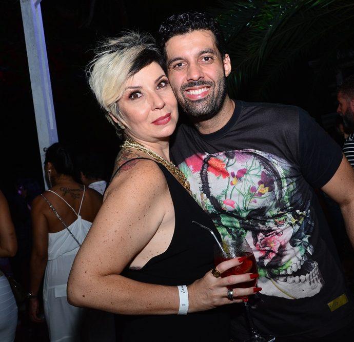 Wanda Alves E Junior Bafume