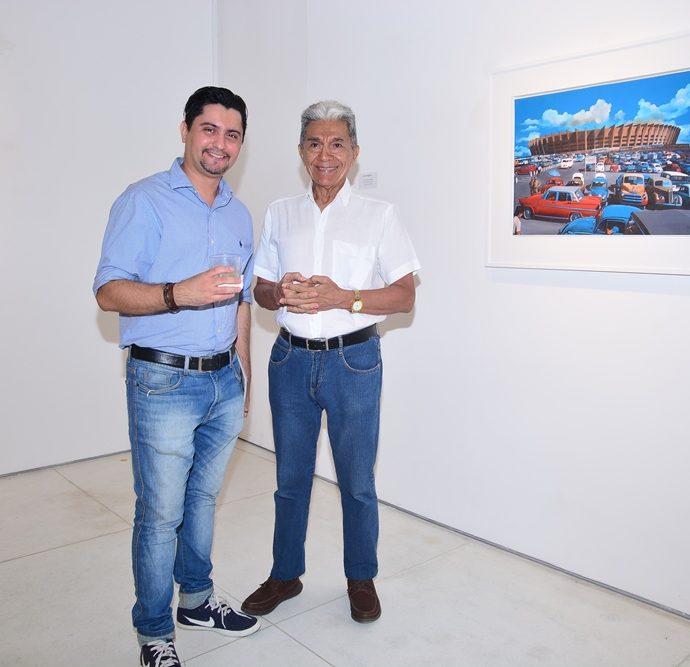 Wanger Santos E Tarcísio Felix