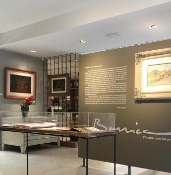 """Galeria de Arte Sculpt abre exposição """"Barrica – Pintura com luz própria"""""""
