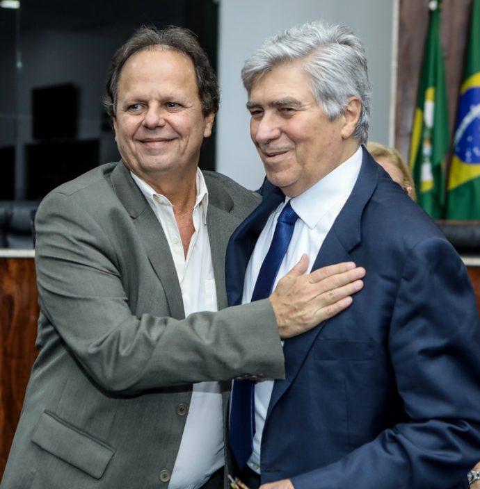 Wilton Correa Lima E Amarilio Macedo