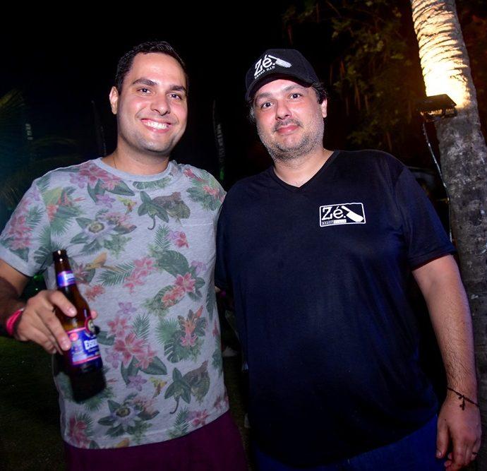Marcelo Gentil, Zé Vitor