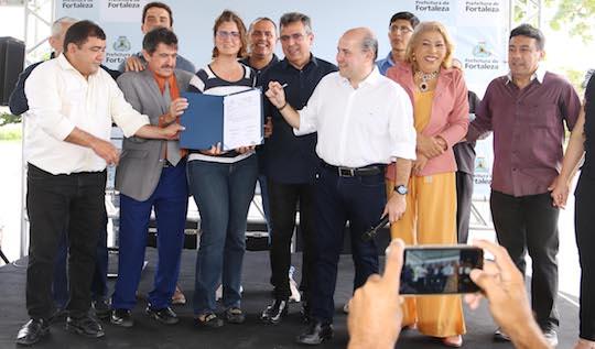 Roberto Cláudio anuncia obras de requalificação da Av. José Bastos