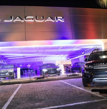 Extrema Jaguar Land Rover promove coquetel de apresentação do novo Discovery Sport