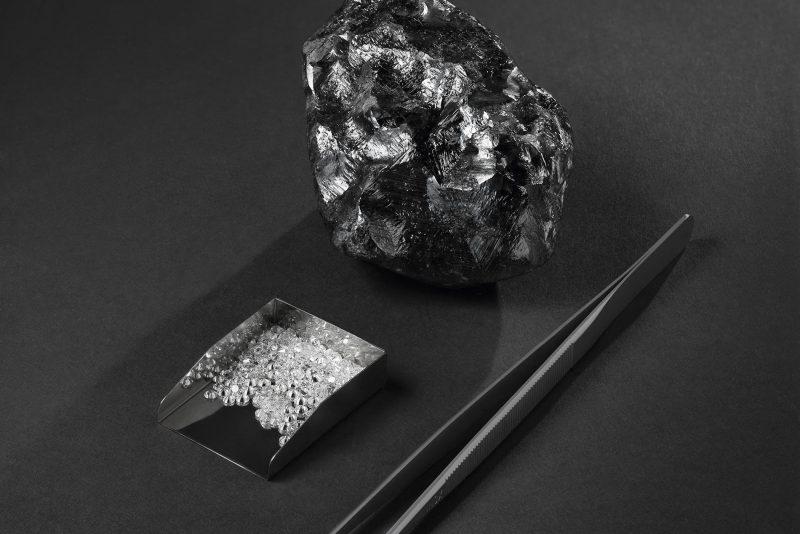 Louis Vuitton fabricará linha de joias com o segundo maior diamante do mundo