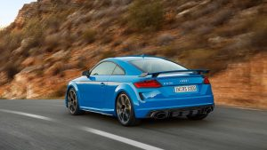2019 Audi Tt Rs Coupe 3