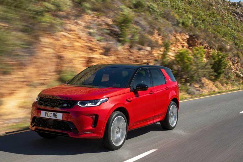 Com novo design, Land Rover Discovery Sport 2020 chega às concessionárias