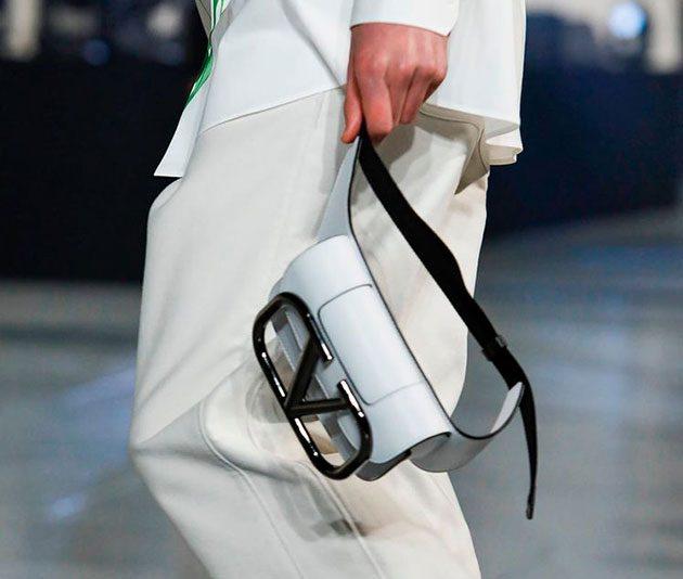 Acessórios masculinos são destaque na temporada de moda europeia