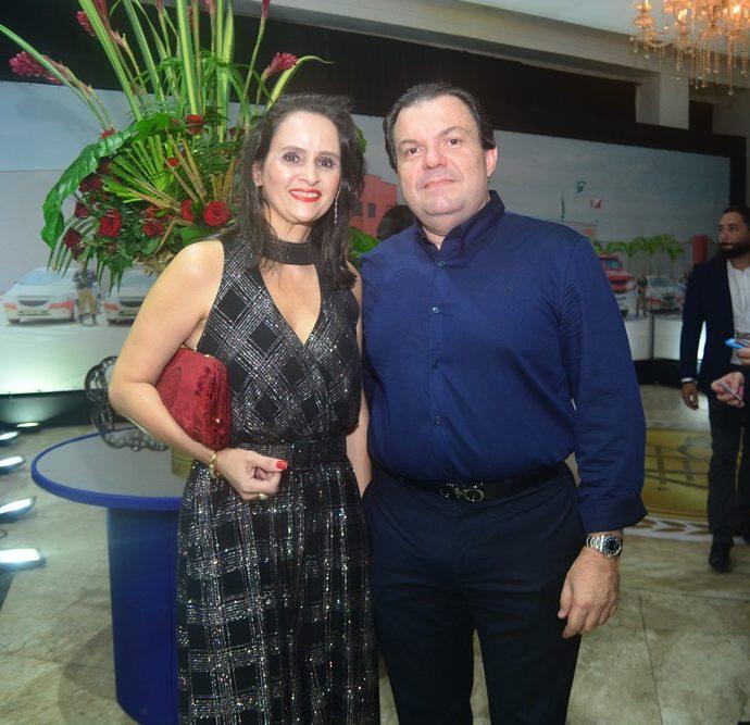 Adriana Miranda E Fernando Ferrer