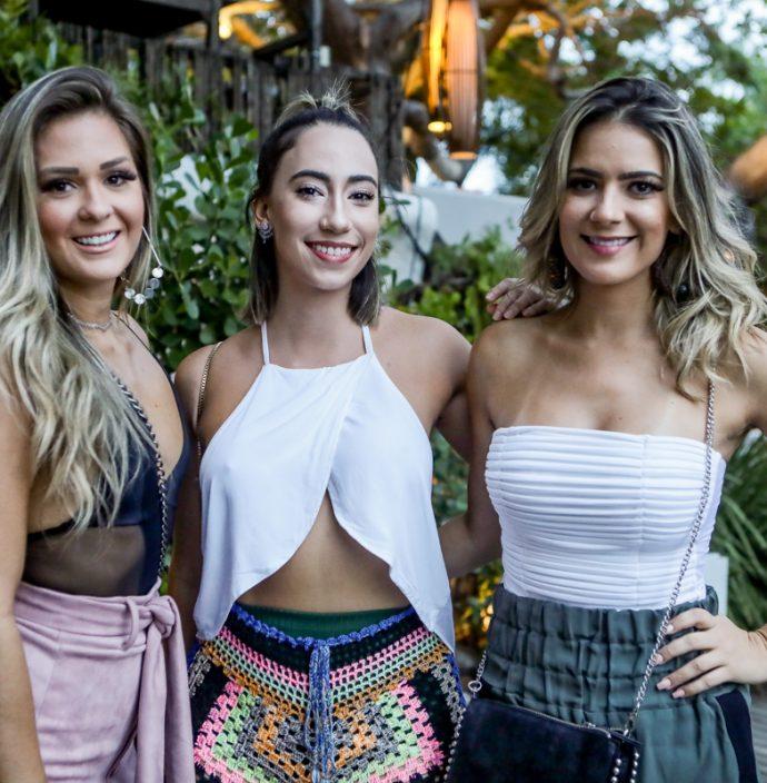 Alexandra Sa, Nadine Botelho E Ingride Teixeira