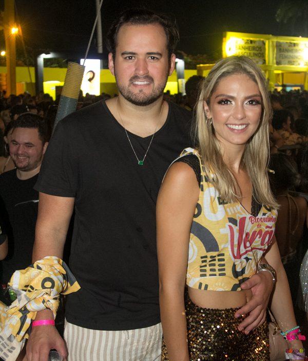 Alexandre Arrais E Priscila Levy