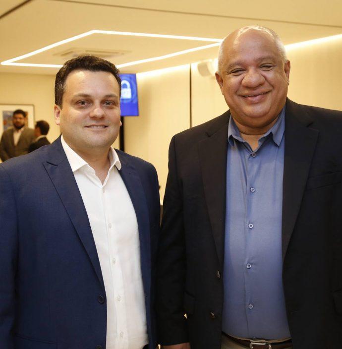 Alexandre Dalillio E Pedro Alfredo