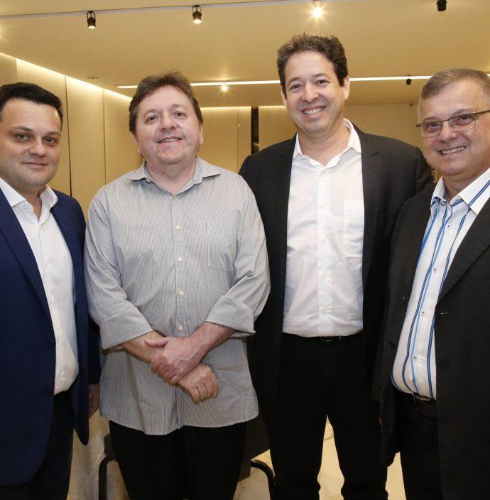 Alexandre Dallolio, Adalberto Albuquerque, Adriano Marques E Ranieri Medeiros