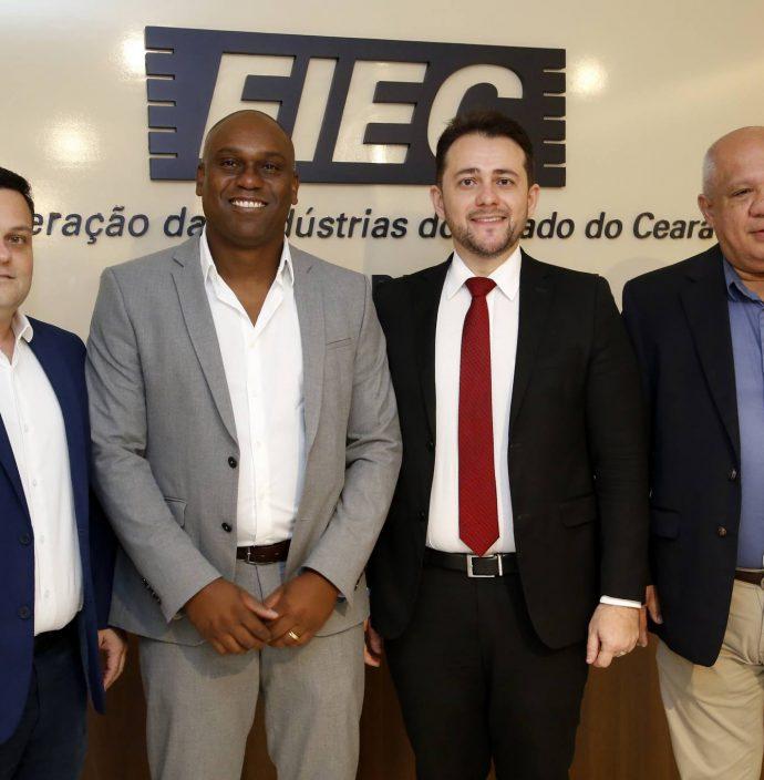 Alexandre Dalollio, Clayton Do Carmo, Romulo Marcel E Pedro Alfredo