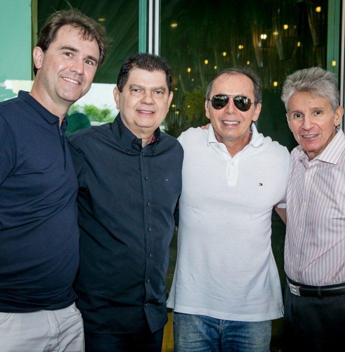 Alexandre Landim, Mauro Benevides Filho, Idelfonso Rodrigues E Padua Lopes