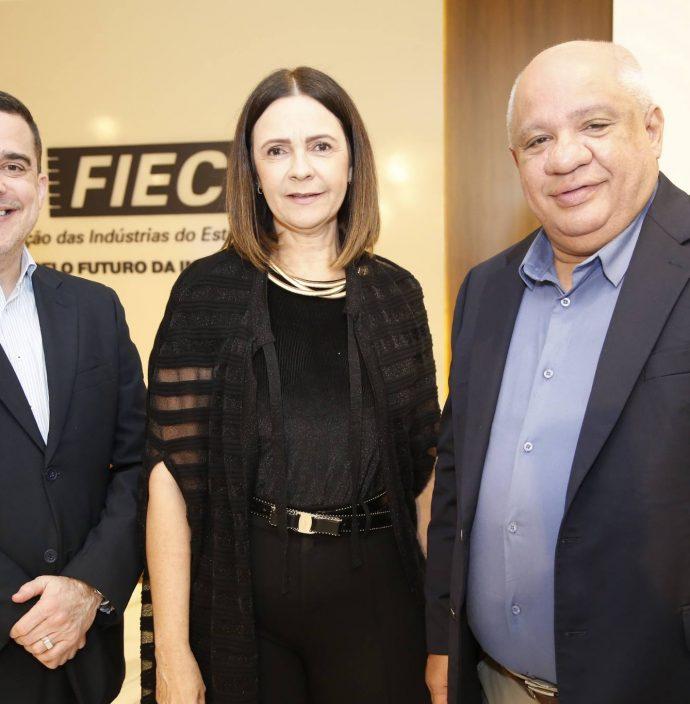 Alexandre Maia, Miriam Pereira E Pedro Alfredo