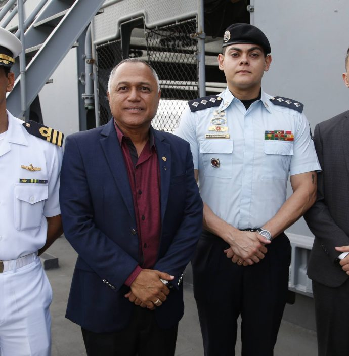 Alexandre Silva, Consul Erivaldo Xavier, Dyego Barcelos E Dummar Tomeny