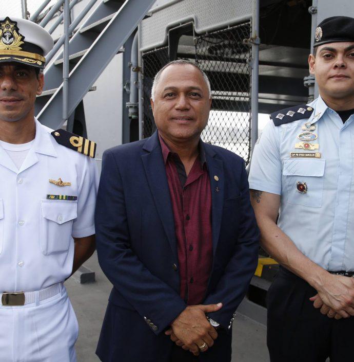 Alexandre Silva, Consul Erivaldo Xavier E Dyego Barcelos