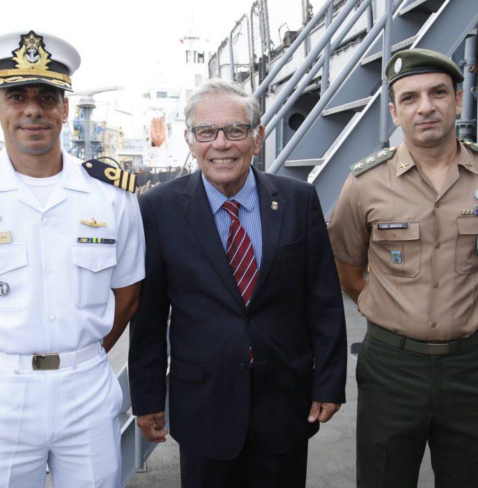 Alexandre Silva, Roberto Lima E Filipe Brasil