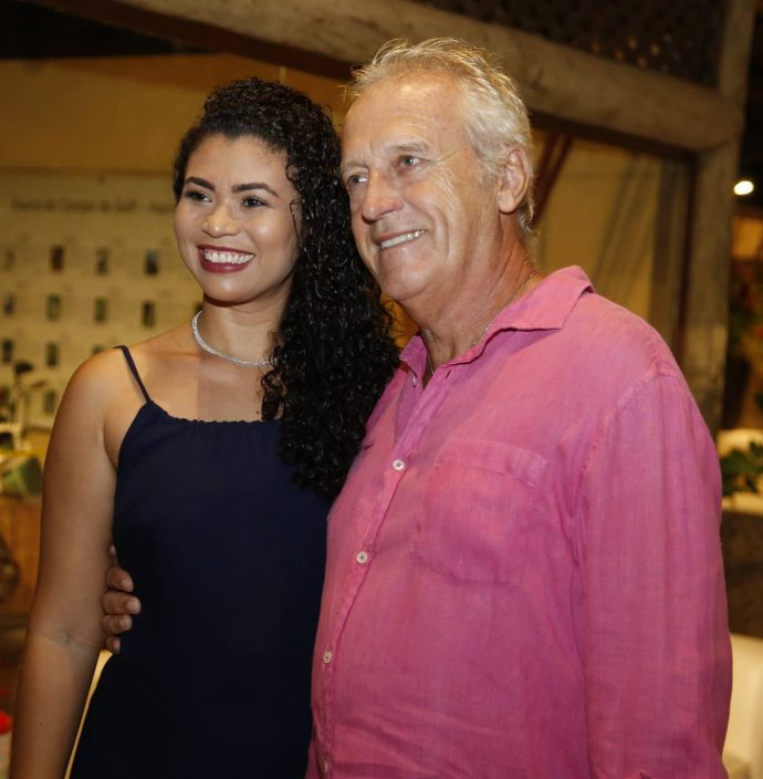 Aline Almeida E Alan Pierre
