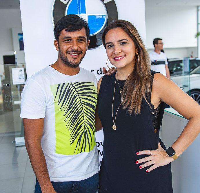 Alisson Angelo E Marina Vieira