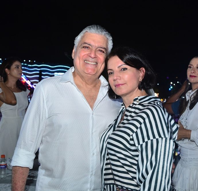 Almirante Aloísio E Lucy Dantas
